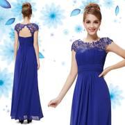 Синие вечерние платья купить в интернет-магазине Киев