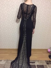 Шикарное вечернее платья